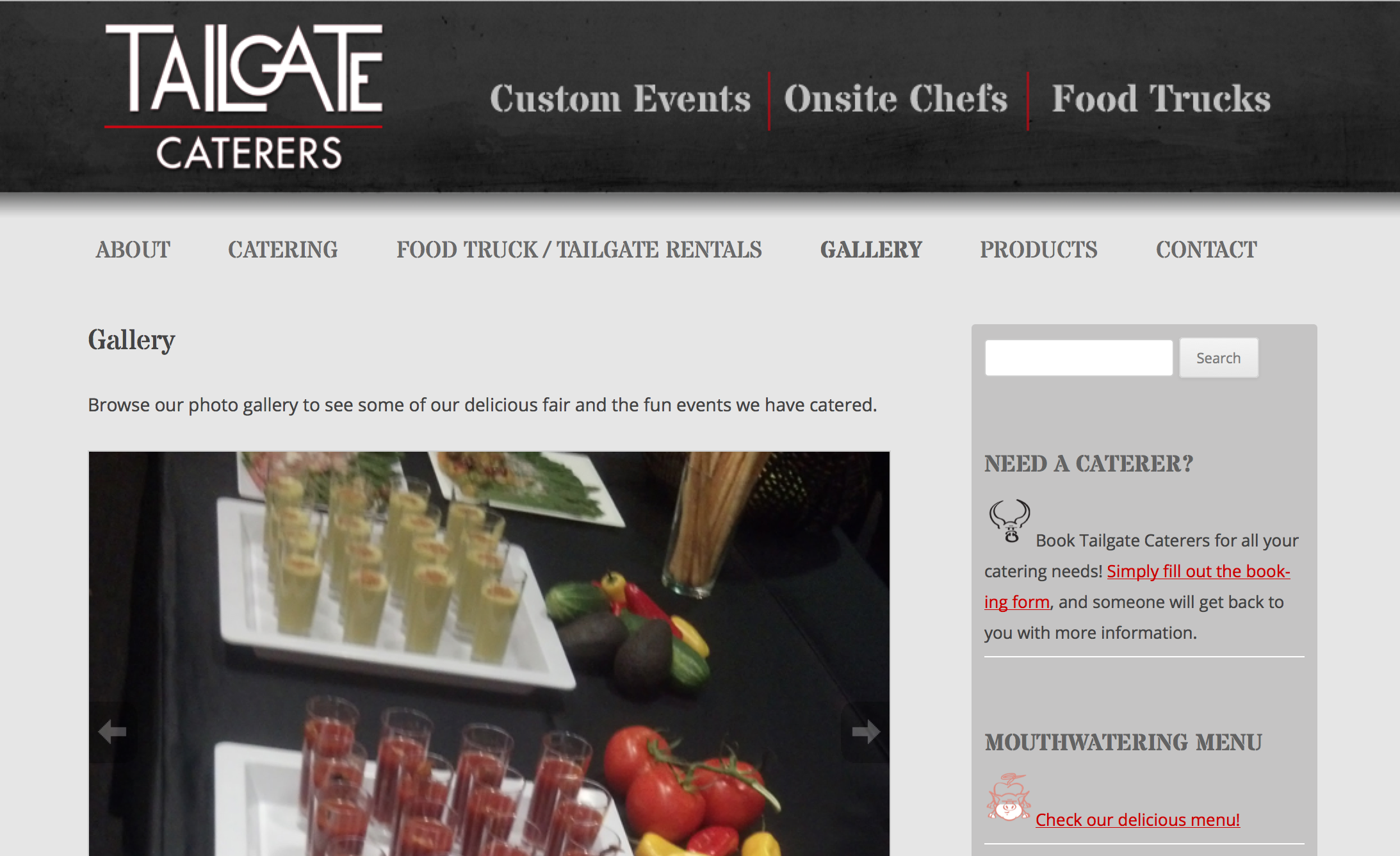 Tailgate Caterers